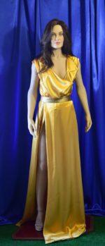 A wax figure of Angelina Jolie
