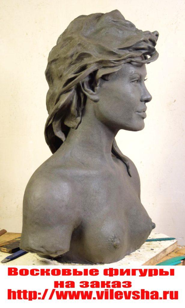 Модель восковой фигуры Анджелины Джоли