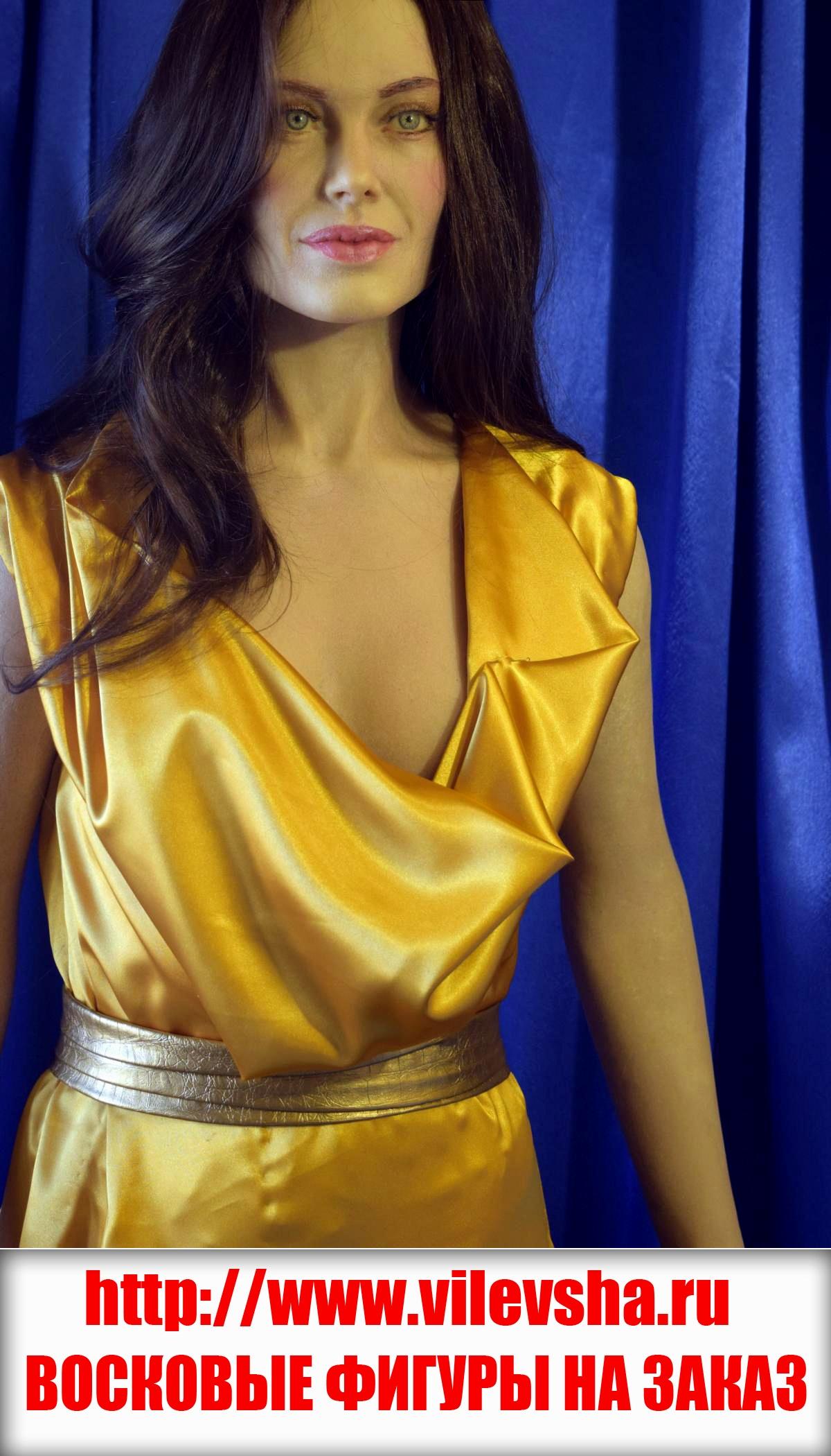Восковая фигура Анджелины Джоли