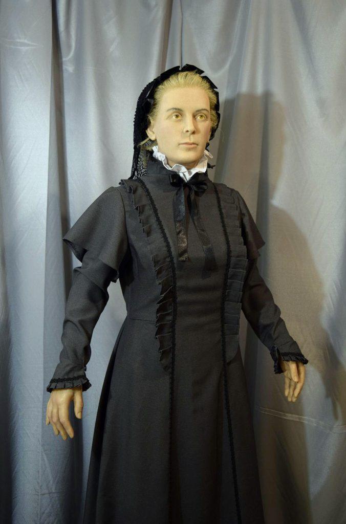 Мария Ульянова восковая фигура