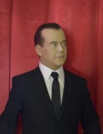 Дмитрий Медведев, восковая фигура