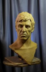 Голова для восковой фигуры Аль Пачино