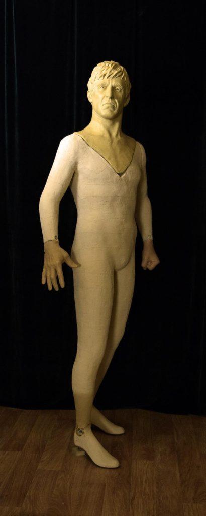 туловище для восковой фигуры Аль Пачино.
