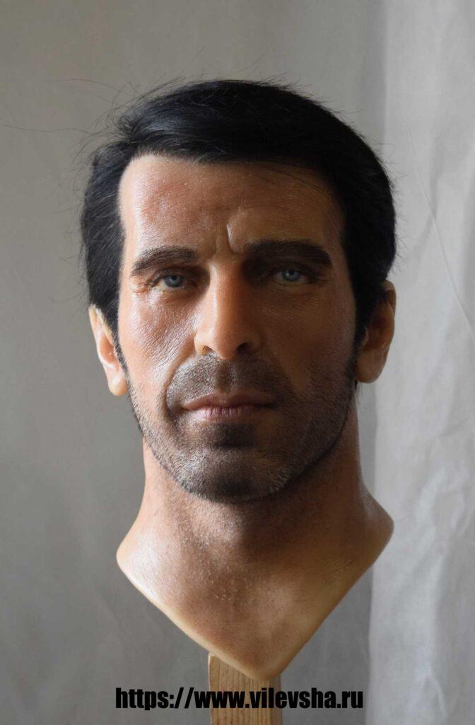 Buffon wax figure