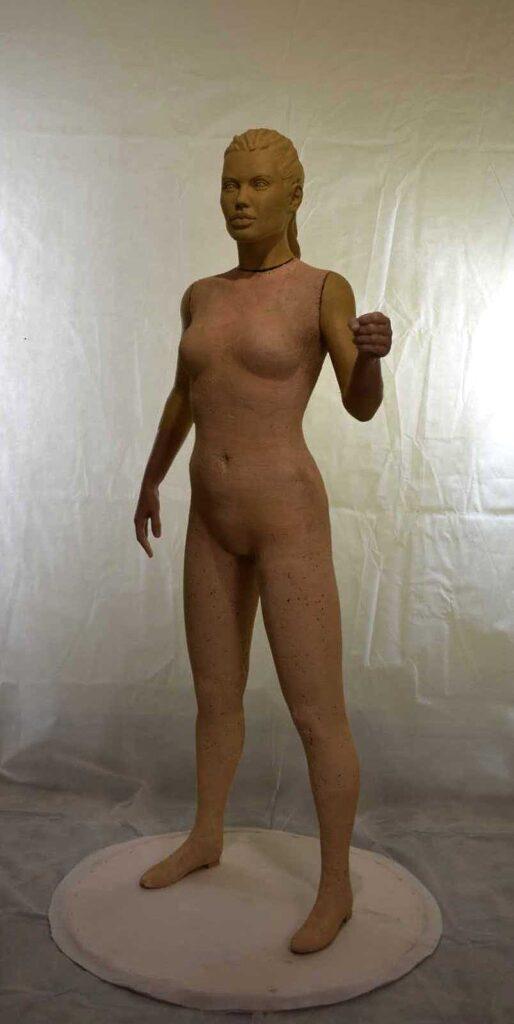 Изготовление восковых фигур